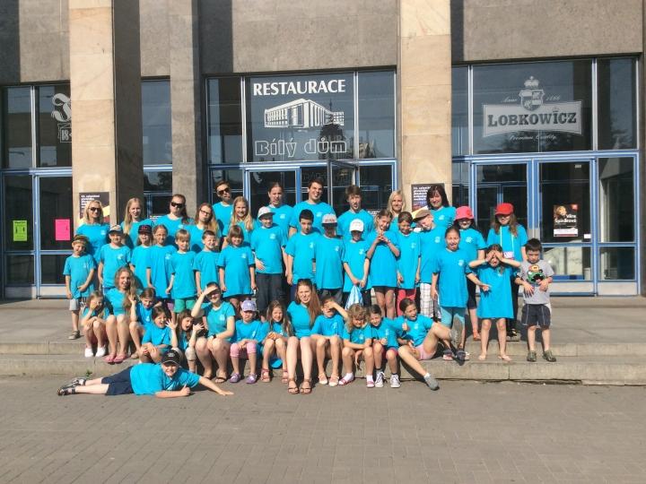 Celostátní přehlídka dětských souborů v Jihlavě 2015
