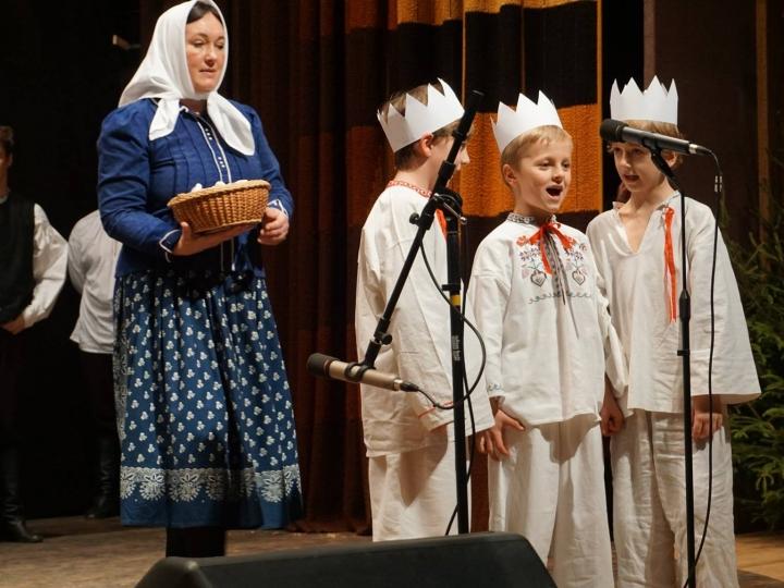 Vánoční koncert v Rožnově 2017