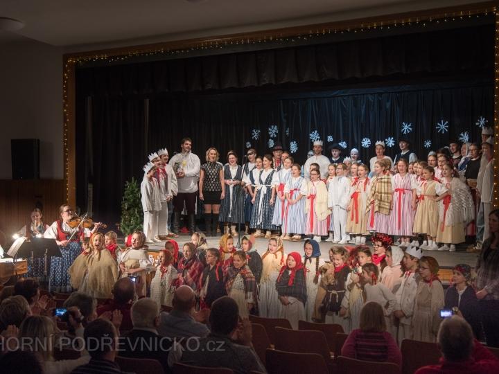 Vánoční koncert ve Vizovicích 2017